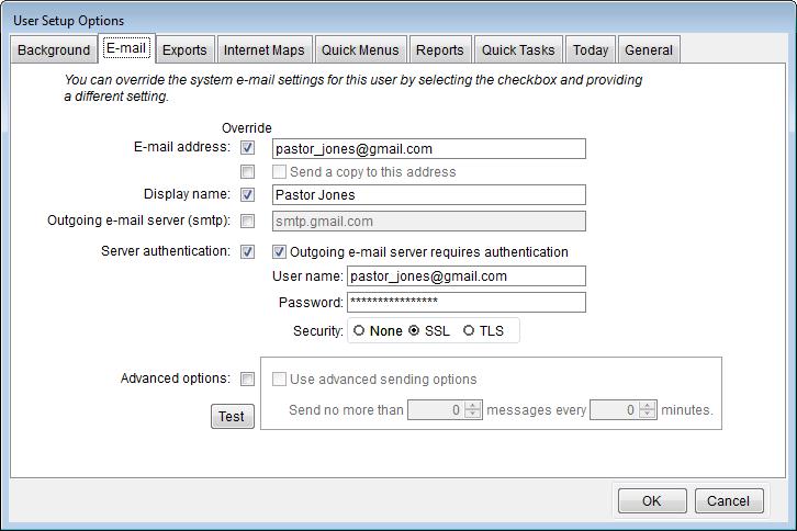 PowerChurch Software - Church Management Software for